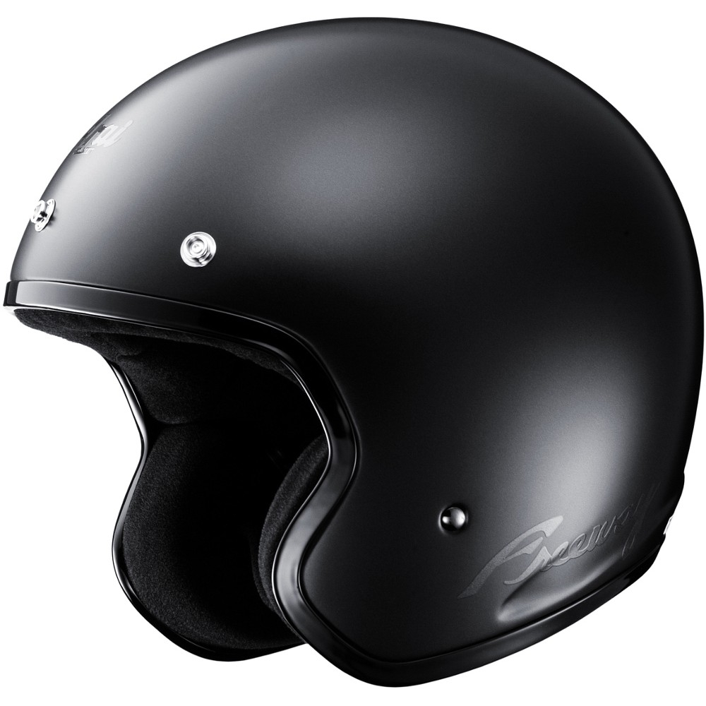 casque jet arai freeway 2 noir arai casques jet. Black Bedroom Furniture Sets. Home Design Ideas
