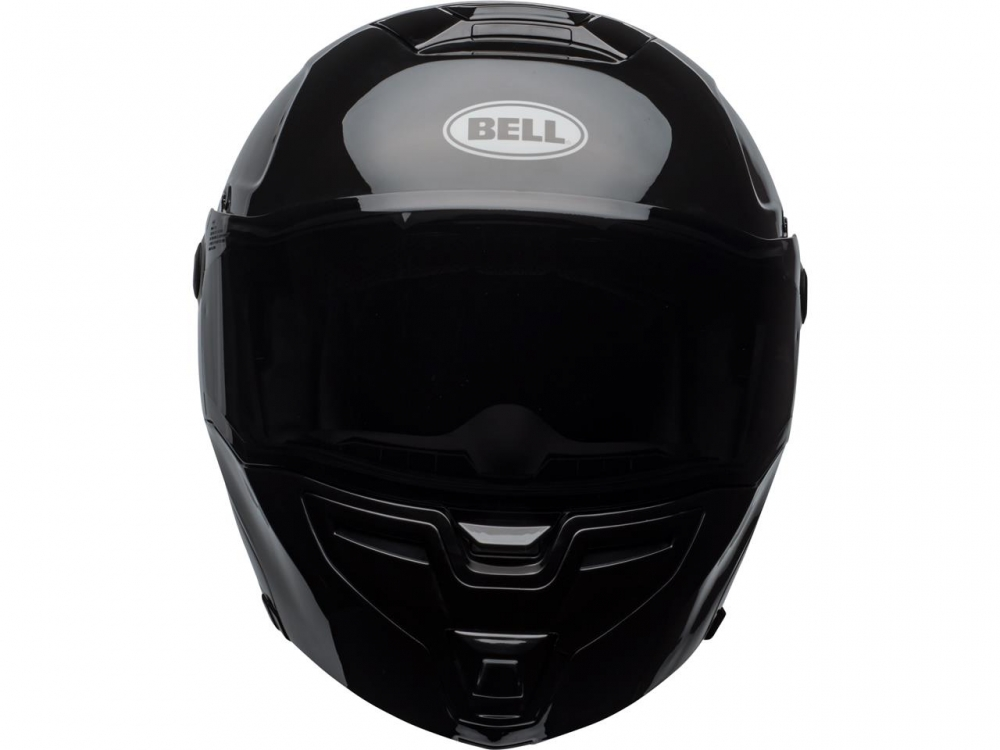 casque int gral bell srt modulable solid noir mat bell casques modulable. Black Bedroom Furniture Sets. Home Design Ideas