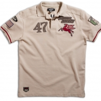 Polo Warson Motors Rocket Beige