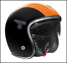 casque jet gpa carbon solar noir orange brillant gpa casques jet. Black Bedroom Furniture Sets. Home Design Ideas
