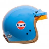 Casque Jet Gulf Bleu