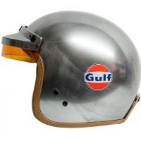 Casque Jet Gulf Acier