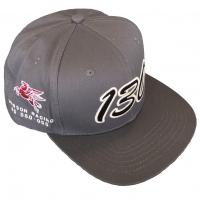 Casquette Warson Motors Little Bastard James Dean Snap Grey