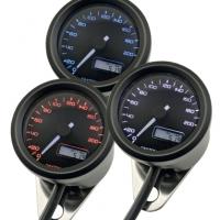 Compteur De Vitesse Daytona Velona à Led 48mm 200 km/h