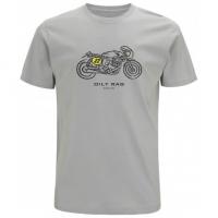 Tee-shirt Oily Rag Bike Blanc Crème