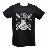 Tee-shirt Oily Rag Vintage OR Café Racer