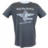 Tee-shirt Oily Rag Pin it