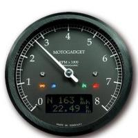 Compte Tour Motogadget Motoscope Tacho Chronoclassic 8000 trs/min