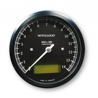 Compte Tour Motogadget Motoscope Tacho Chronoclassic 14000 trs/min