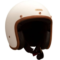 Casque Jet Hedon Stable Blanc Mat