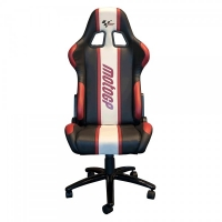 Siège de Bureau Racing Baquet MotoGP Red