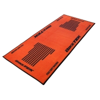 Tapis Moto KTM Orange Team