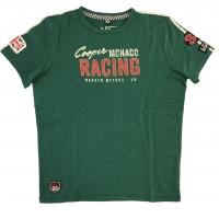 Tee-shirt Warson Motors Cooper Monaco Vert