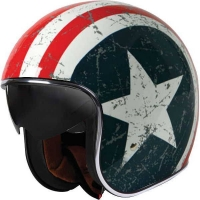Casque Jet Origine Sprint Rebel Star