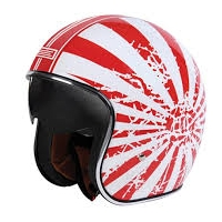 Casque Jet Origine Sprint Japanese Bobber