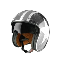Casque Jet Origine Sprint Rebel Star Grey
