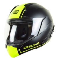 Casque Modulable Origine Riviera Dandy Black Yellow
