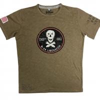 Tee-shirt Warson Motors Eager Beaver Brun