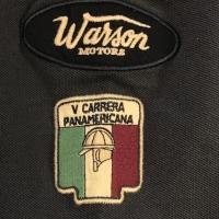 Polo Warson Motors Black fletcher Spyder 550 Herrmann