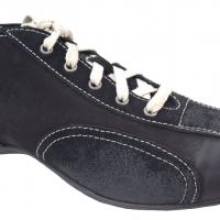 Chaussures Warson Motors Formula Noir