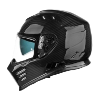 Casque Moto SIMPSON Venom Ghost Carbon