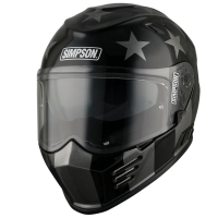 Casque Moto SIMPSON Venom Ghost Graphic