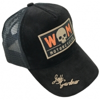 Casquette Warson Motors Drag Races Cap Black