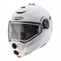 Casque Modulable Caberg Droid As Metal White