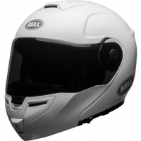 Casque Intégral Bell SRT Modulable Solid Blanc Brillant