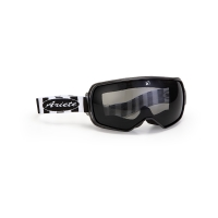 Lunette Masque ARIETE Feather Lite Noir Blanc