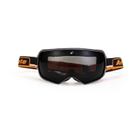 Lunette Masque ARIETE Feather Lite Noir Orange