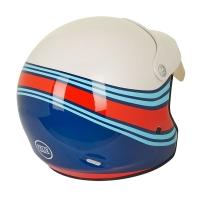 Casque Jet Félix Motocyclette ST520 Racing