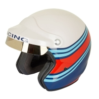 Casque Jet Félix Motocyclette ST520 Racing