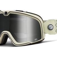 Lunette Masque 100PERCENT Roland Sands Mirror Silver