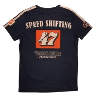 Tee-shirt Warson Motors Speed Shifting