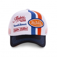 Casquette Trucker VON DUTCH Orange