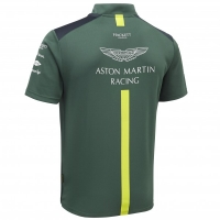 Polo Aston Martin Green Sterling Team