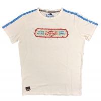 Tee-shirt Warson Motors Gasket Blanc