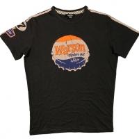 Tee-shirt Warson Motors Chief 67 Carbone