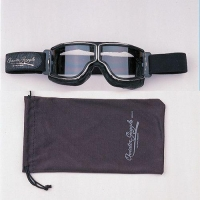 Lunette Aviator Goggle 4182 T Cerclage chromé verre Miroir