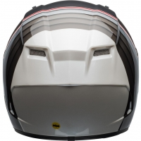 Casque Intégral Bell Qualifer DLX Mips Illusion Matte/Gloss Black/Silver/White