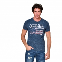 Tee-shirt Homme Von Dutch US Motorcycle