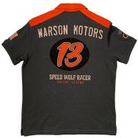 Polo Warson Motors Homme Speed Wolf