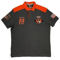 Polo Warson Motors Homme Speed Wolf