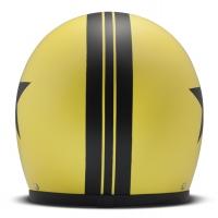 Casque Jet DMD Star Yellow