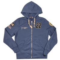 Gilet / Hoodies Warson Motors Jo Siffert Brand Hatch Bleu