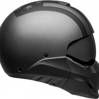 Casque Intégral Bell Broozer Free Ride Mat Gris/Black