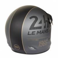 Casque Jet Félix Motocyclette ST520 Le Mans 66
