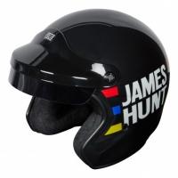 Casque Jet Félix Motocyclette ST520 James Hunt Replica