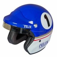 Casque Jet Félix Motocyclette ST520 Dakar